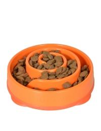 Antischlingnapf Coral - orange - MINI