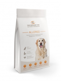 kaltgepresstes Hundefutter ALLERGO - 1kg