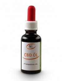 CBD-Öl 30 ml